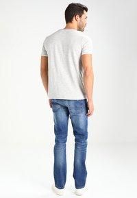 camel active - 9Z54 HOUSTON - Straight leg jeans - stone blue - 2