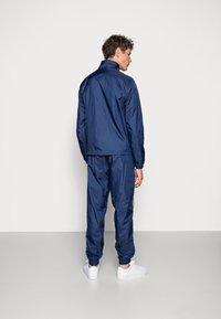 Nike Sportswear - SUIT BASIC - Tuta - midnight navy/white - 2