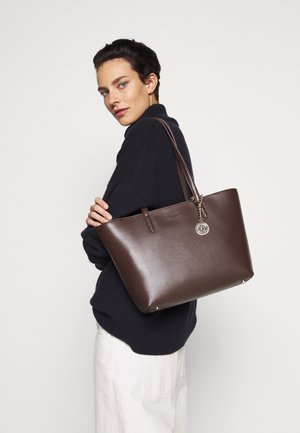 BRYANT BOX SUTTON - Handbag - brunette