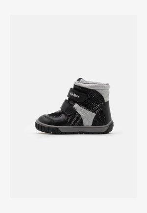 SITROUILLE WPF - Winter boots - noir/argent