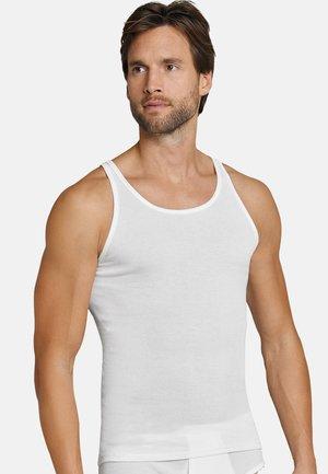 4-PACK - Undershirt - weiß