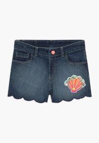 Billieblush - Denim shorts - blue denim - 0