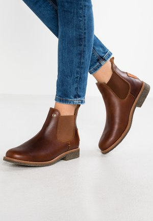 GIORDANA IGLOO TRAVELLING - Ankle Boot - bark