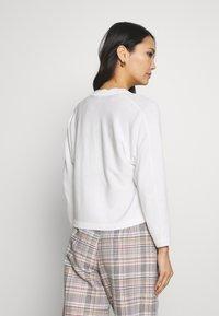 Esprit Collection - BOLERO W LACE - Gilet - off white - 2