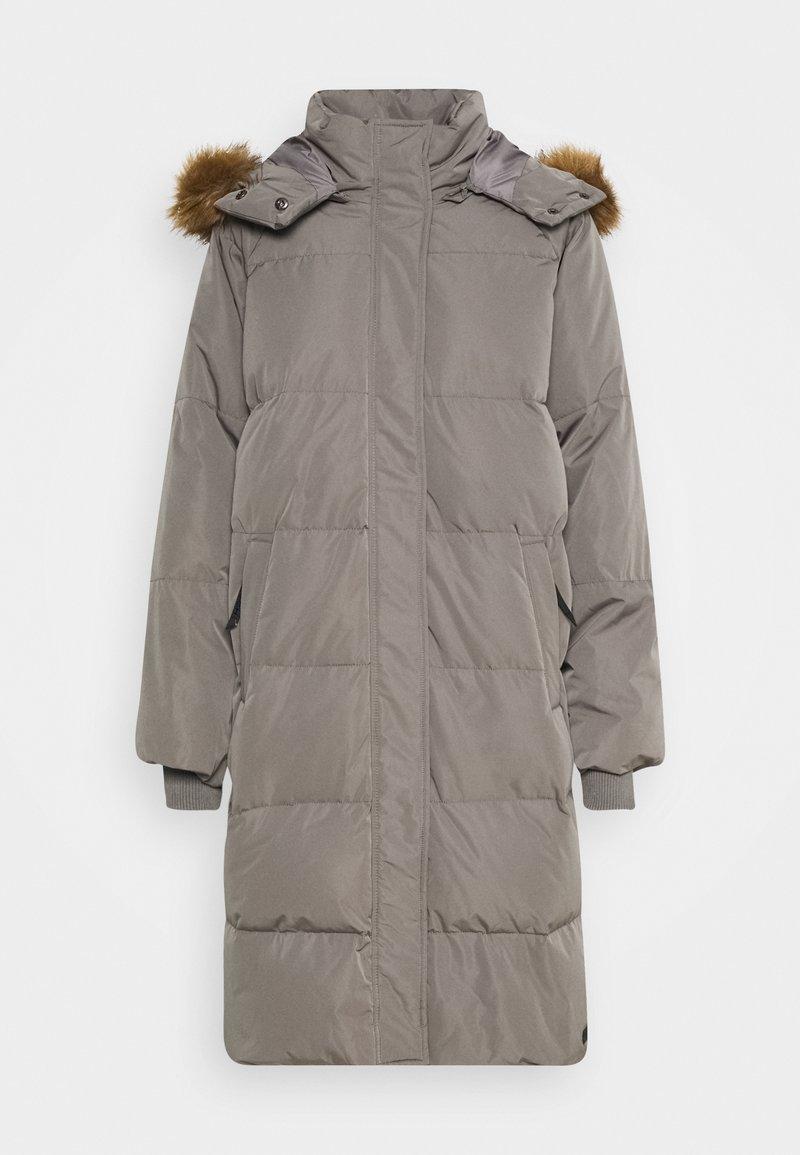 Moss Copenhagen - SKYLAR  - Down coat - grey