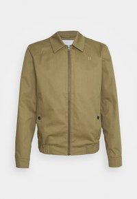 MORRIS HERRINGTON JACKET - Summer jacket - stone brown