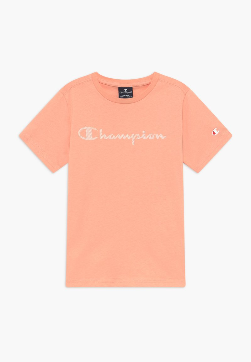 Champion - LEGACY AMERICAN CLASSICS - T-shirt con stampa - light pink