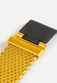Emporio Armani - MATTEO - Reloj - yellow - 3