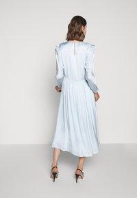 Bruuns Bazaar - ANOUR ART DRESS - Day dress - heather blue - 2