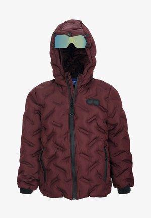 ACTION - Winter jacket - bordeaux