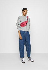 Jordan - FLIGHT CREW - Sweatshirt - grey heather - 1
