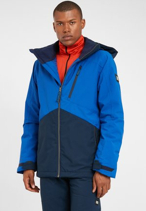 APLITE  - Snowboard jacket - surf blue
