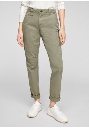 Trousers - light khaki