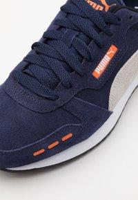 Puma - R78 UNISEX - Trainers - peacoat/gray violet - 5