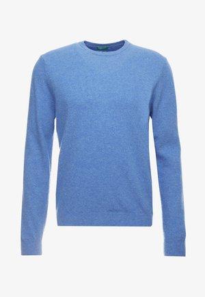 BASIC CREWNECK - Sweter - blue