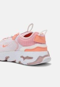 Nike Sportswear - RT LIVE UNISEX - Sneakers laag - light violet/crimson bliss/white/champagne - 4