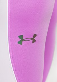 Under Armour - RUSH LEGGING - Medias - exotic bloom - 3