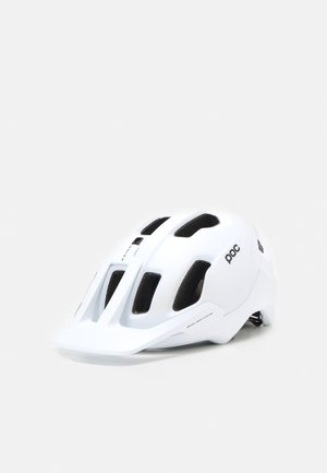 AXION SPIN UNISEX - Helmet - matt white