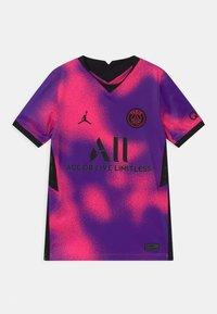 Nike Performance - PARIS ST GERMAIN UNISEX - Klubové oblečení - hyper pink/black - 0