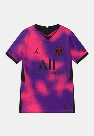 PARIS ST GERMAIN UNISEX - Club wear - hyper pink/black