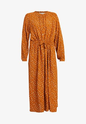ADALEE - Shirt dress - pumpkin