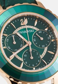 Swarovski - OCTEA LUX - Hodinky se stopkami - emerald - 4