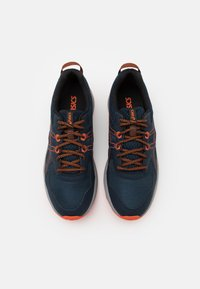 ASICS - SCOUT - Chaussures de running - french blue/marigold orange - 3