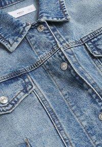 Mango - Džínová bunda - middenblauw - 6