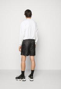 032c - SWIM - Shorts - black - 2