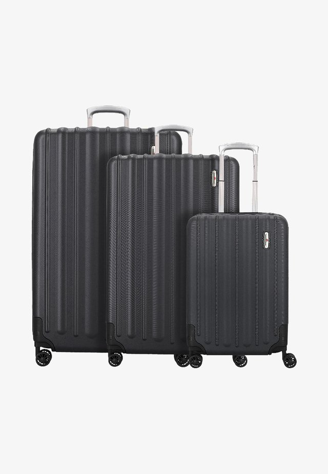 Luggage set - black