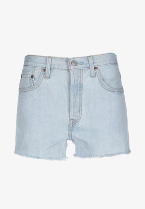 501 ORIGINAL - Denim shorts - luxor chill