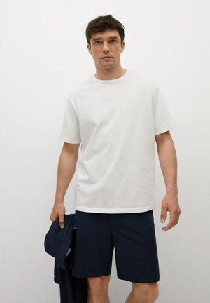 Camiseta básica - gebroken wit