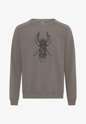 MELVIN - Sweatshirt - brown