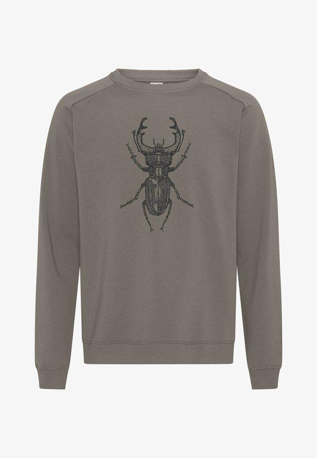 MELVIN - Sweatshirts - brown