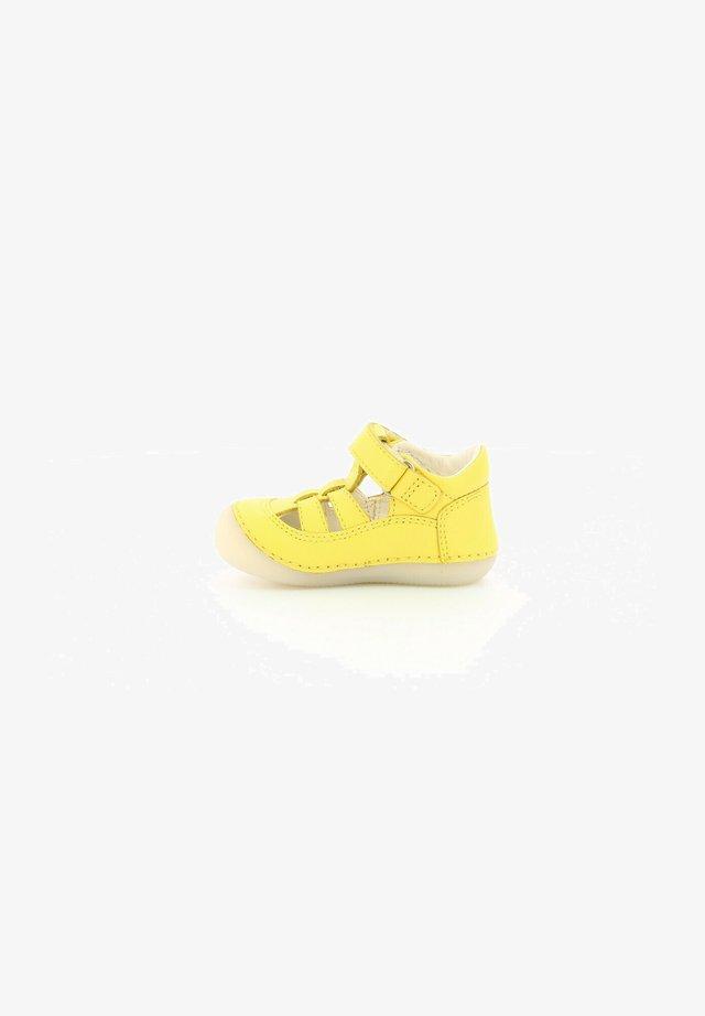 Bailarinas con hebilla - jaune