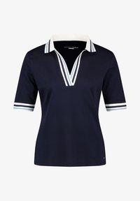 Gerry Weber - MIT KONTRASTKANTEN - Polo shirt - azur - 3