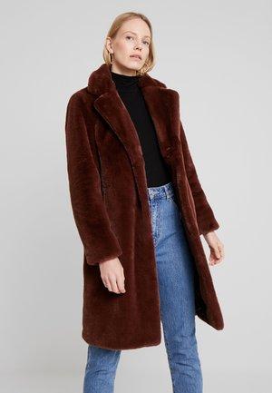 CYBER - Winter coat - brown
