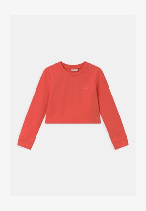 NKFTINTURN  - Sweatshirt - rose of sharon