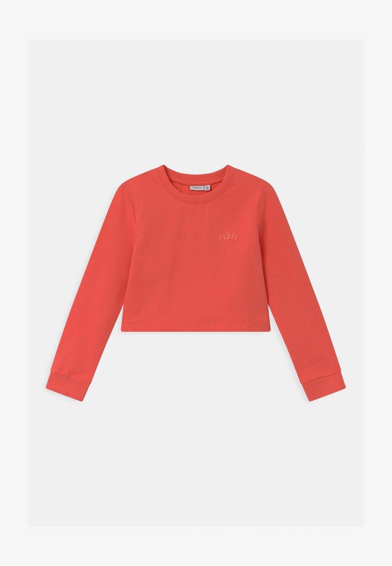 Name it - NKFTINTURN  - Sweatshirts - rose of sharon