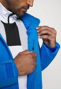 The North Face - CHAKAL JACKET - Ski jacket - clear lake blue - 6