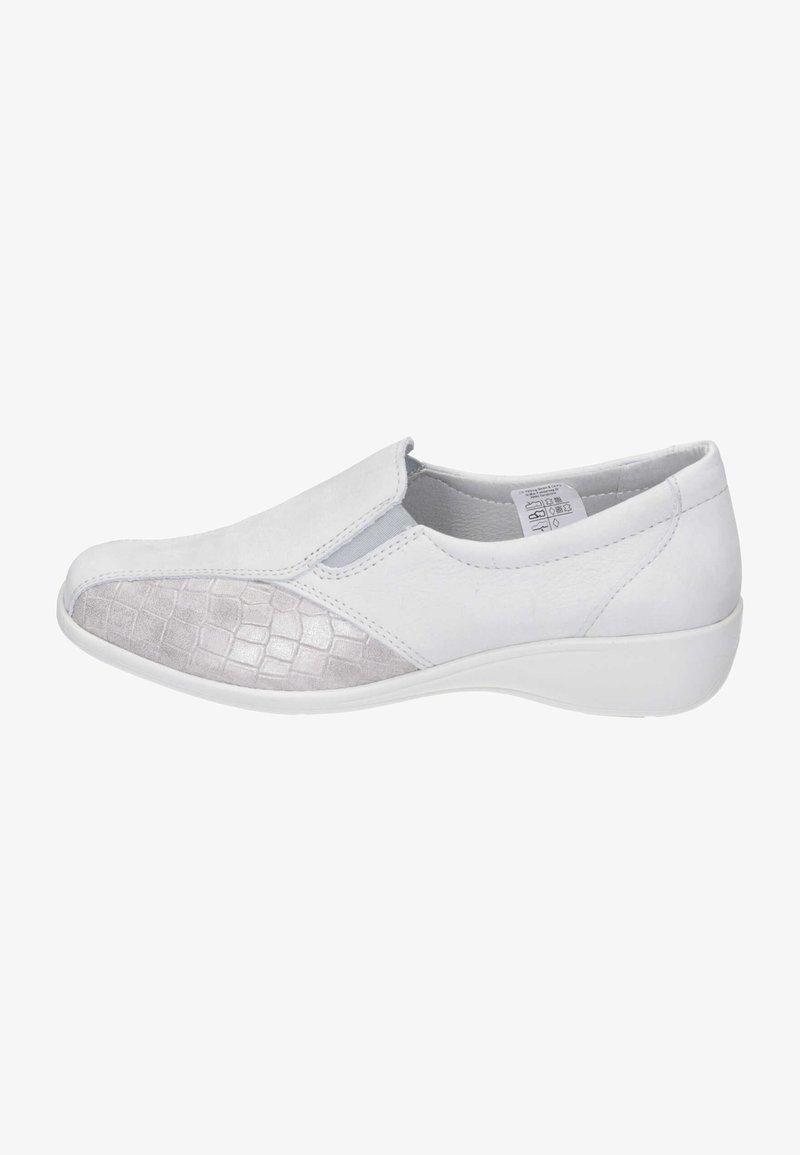 Comfortabel - Slip-ons - ice/silber