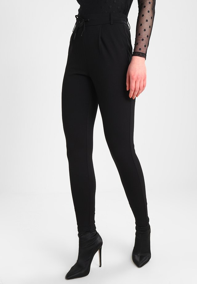 NMPOWER  - Trousers - black