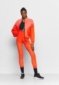 adidas Performance - COVER UP - Trainingsjacke - active orange/black - 1