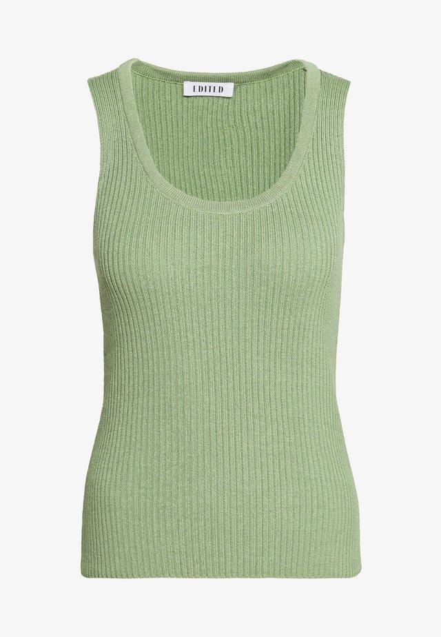EVIE - Top - grün