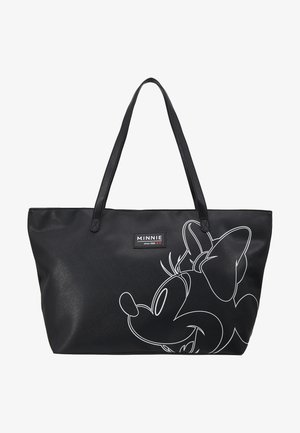 MINNIE MOUSE FOREVER FAMOUS SHOPPER - Tote bag - black