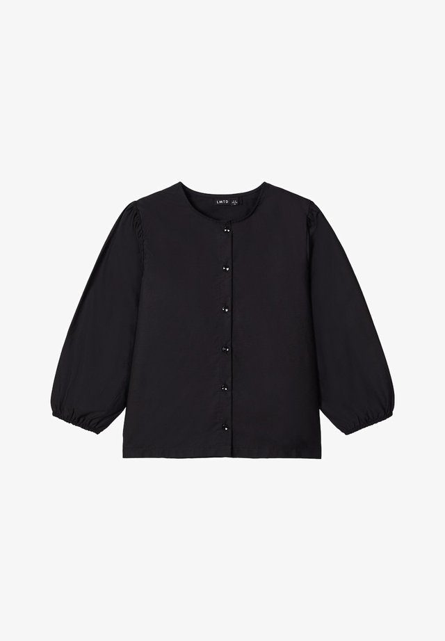 3/4-ÄRMEL - Blouse - black