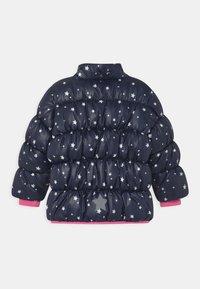 Blue Seven - KIDS GIRLS HIGHNECK - Winter jacket - nachtblau - 2