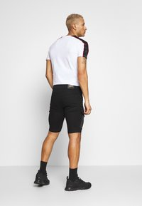 Glorious Gangsta - GLORIOUS GANGSTA ROGAN SKINNY - Shorts di jeans - black - 2