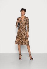 Ilse Jacobsen - DRESS - Jersey dress - ginger root - 1