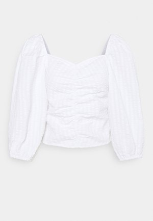 UMA BLOUSE - Blouse - white light
